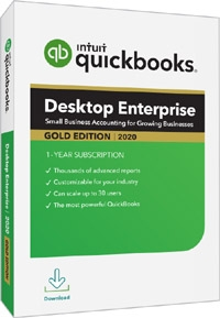 QuickBooks Desktop Enterprise Gold 2020