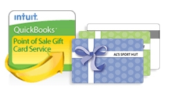 QuickBooks POS Gift Cards