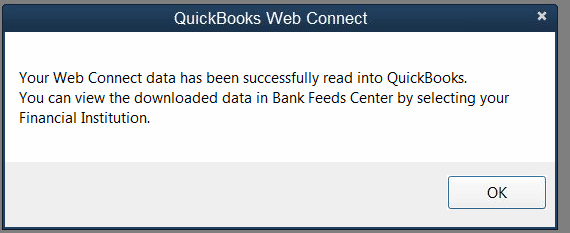 Using Bank Feeds in QuickBooks 2015 | Enix & Associates